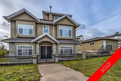 South Vancouver House for sale:  6 bedroom 2,234 sq.ft. (Listed 2018-02-28)